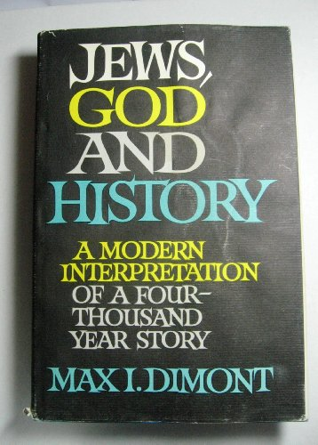 9780671394608: Jews, God and History