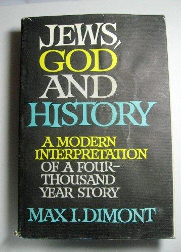 9780671394608: Jews, God and History