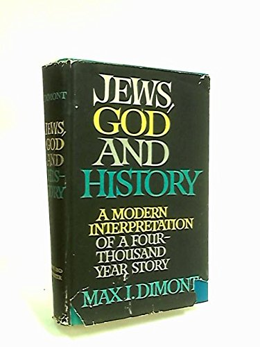 Jews, God and History: Max dimont