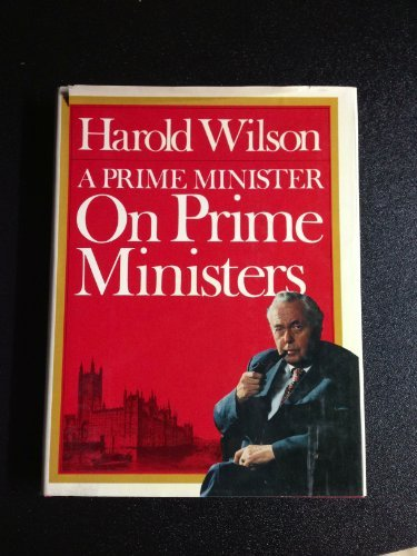 9780671400293: A Prime Minister on Prime Ministers