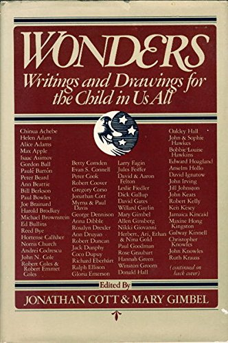 9780671400538: Wonders: Writings and Drawings for the Child in Us All