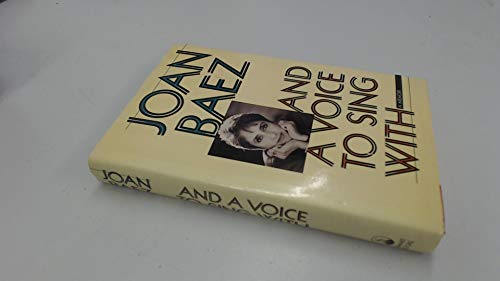 9780671400620: And a Voice to Sing With: A Memoir