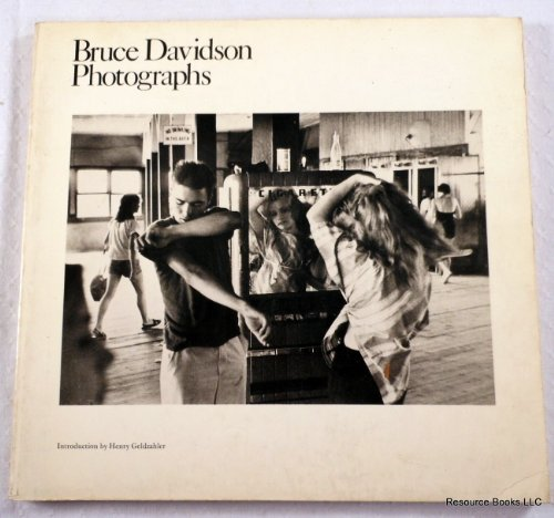 9780671400682: Bruce Davidson Photographs