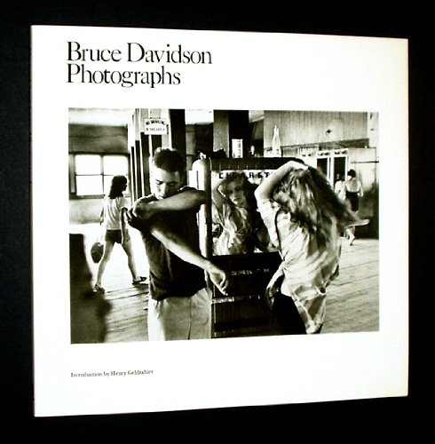 Bruce Davidson: Photographs.: DAVIDSON, Bruce.