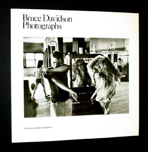 Bruce Davidson Photographs (Signed Copy): Bruce Davidson, Henry Geldzahler