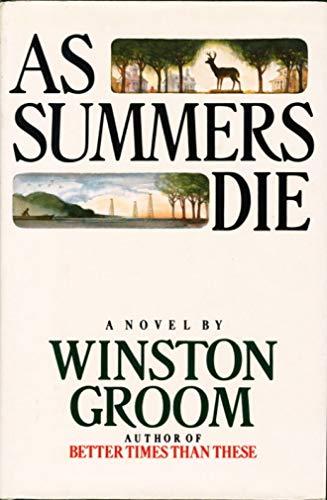 As Summers Die: Groom, Winston