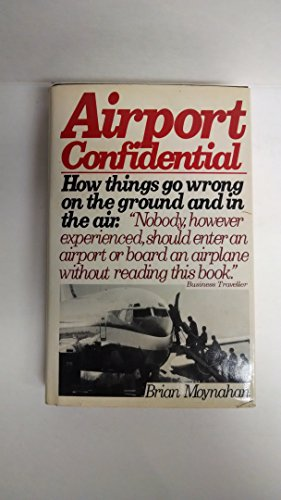9780671401115: Airport confidential