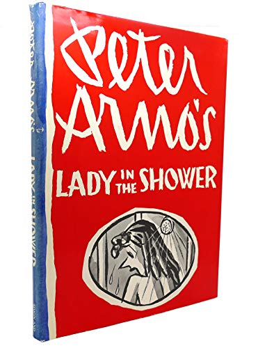 9780671405243: Lady in the Shower [Hardcover] by Arno, Peter
