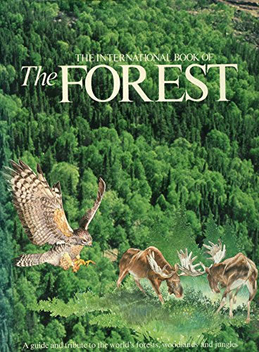 9780671410049: The International Book of the Forest
