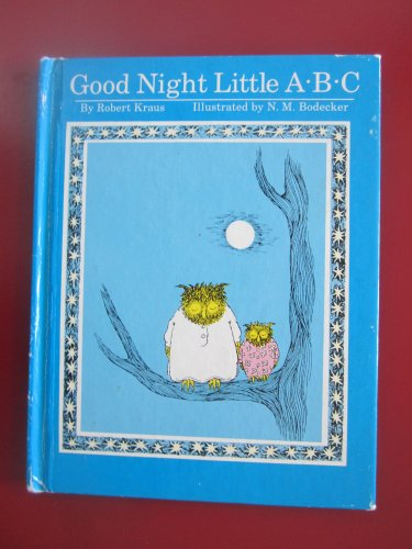 Good Night Little ABC: Kraus, Robert