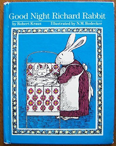9780671410902: Goodnight Richard Rabbit