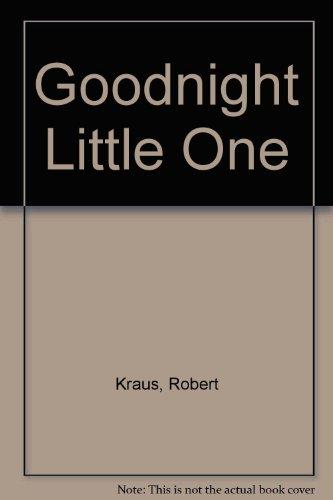 9780671410919: Goodnight Little One