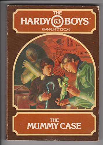 9780671411114: The Mummy Case (Hardy Boys)