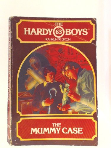 9780671411169: The Mummy Case (Hardy Boys #63)