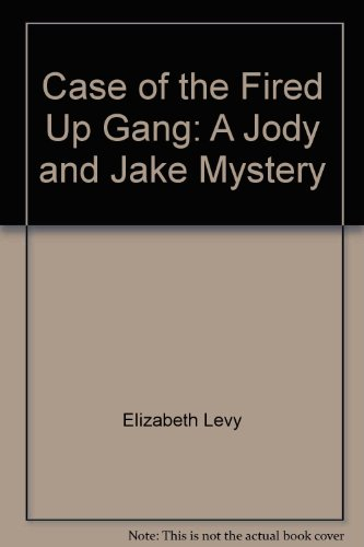 9780671411404: The Case of the Fired-Up Gang
