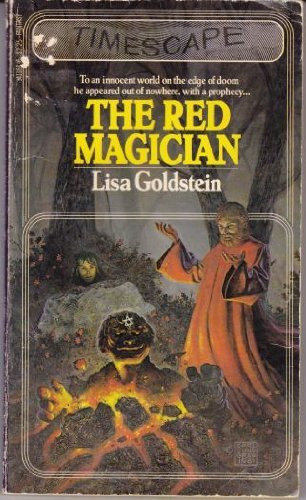 9780671411619: RED MAGICIAN