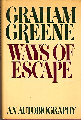 9780671412197: Ways of escape / Graham Greene
