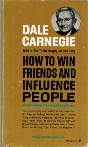 9780671412999: How to Win Friends and Influence People