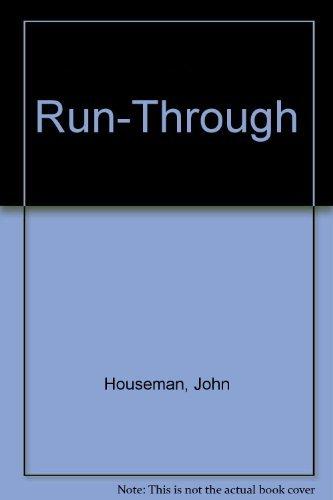 9780671413903: Run-through (Touchstone Books)