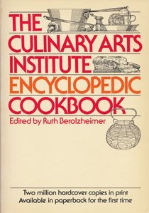 9780671414085: Culinary Arts Institute encyclopedic cookbook (A Fireside book)