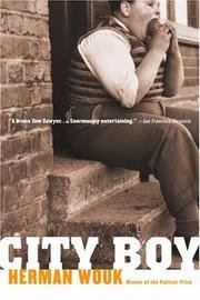 9780671415112: CITY BOY: A Novel