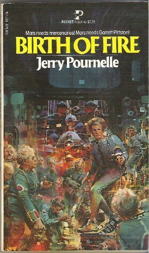 Birth of Fire: Jerry pournelle