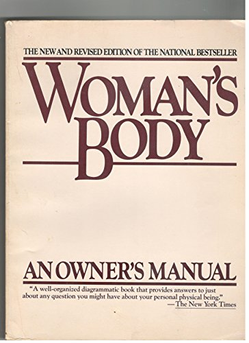 9780671416201: Woman's Body: An Owner's Manual