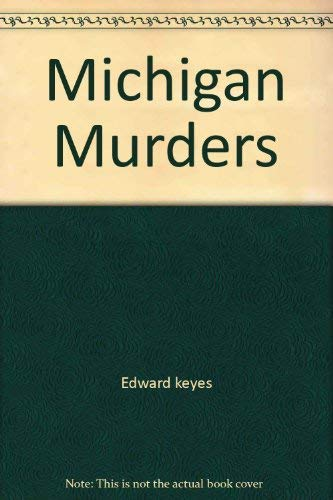 9780671416584: Michigan Murders