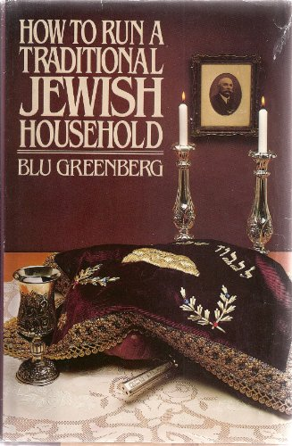 9780671417000: How to Run a Jewish Household
