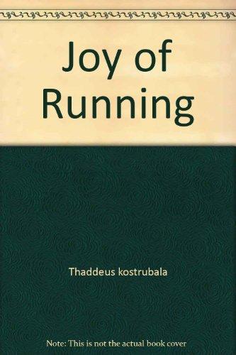 9780671417635: Joy of Running
