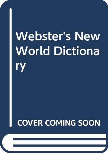 Webster's New World Dictionary (0671418157) by Will Tizard