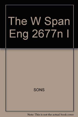 9780671418366: The New World English-Spanish, Spanish-English Dictionary