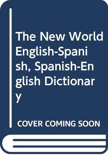 9780671418373: The New World English-Spanish, Spanish-English Dictionary