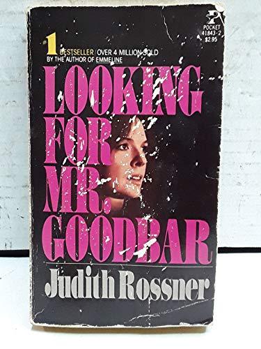 9780671418434: Looking for Mr. Goodbar