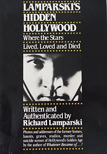9780671418854: Lamparski's Hidden Hollywood (A Fireside book)