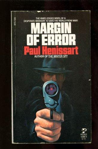 9780671419882: Margin of Error