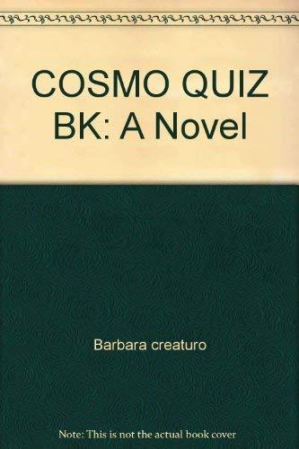 9780671420406: COSMO QUIZ BK: A Novel