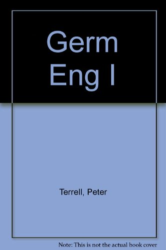 9780671420451: Collins German/English, English/German Dictionary