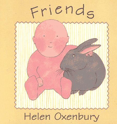 9780671421113: Friends (Oxenbury Board Books)