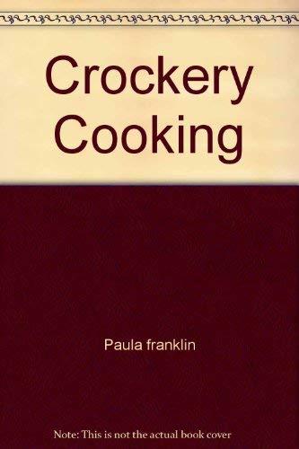 9780671421342: Crockery Cooking