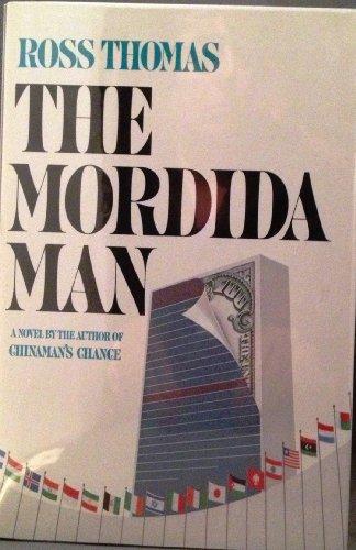 Mordida Man (0671421867) by Ross thomas