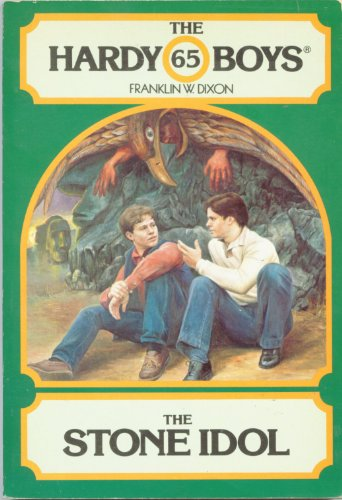 The Stone Idol (Hardy Boys #65): Franklin W. Dixon