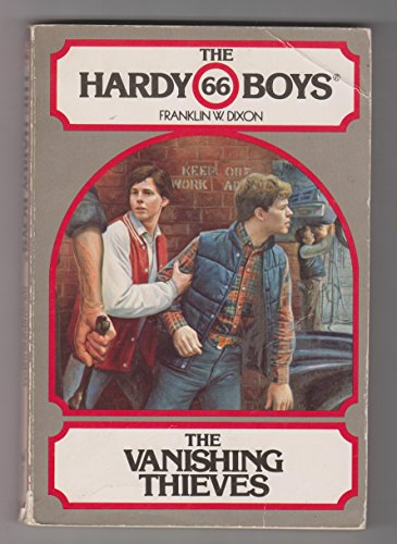 9780671422929: The Vanishing Thieves (The Hardy Boys Mystery Stories Ser., No. 66)