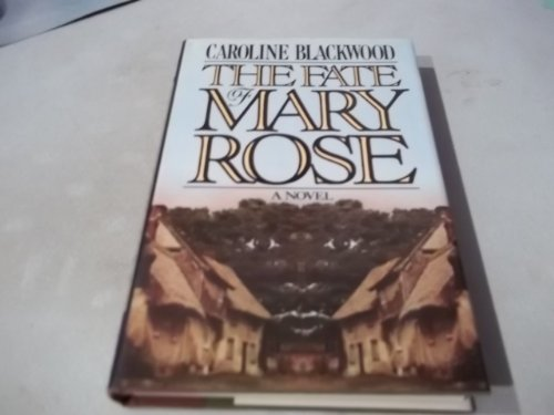 9780671423216: Fate of Mary Rose: A Novel