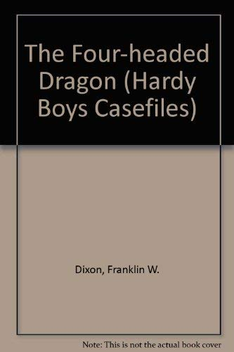 9780671423407: The Four-Headed Dragon (Hardy Boys Digest, Book 69)