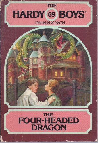 9780671423414: The Four Headed Dragon (The Hardy Boys, Book 69)