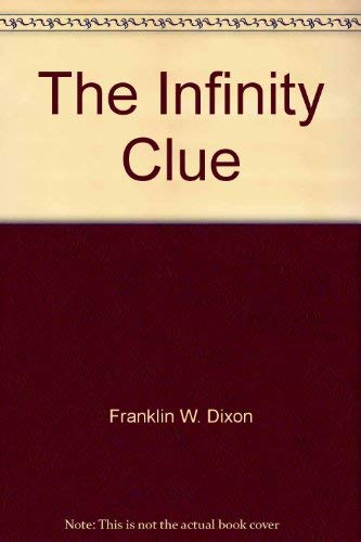 9780671423438: The Infinity Clue (The Hardy Boys #70)