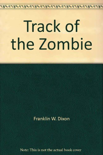 9780671423483: Track of the zombie (The Hardy boys mystery stories)