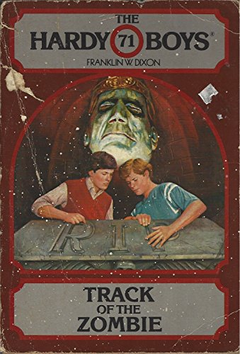 9780671423490: Title: Track of the Zombie Hardy Boys 71