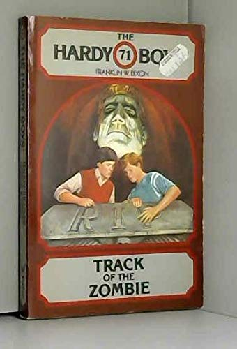 9780671423490: Track of the Zombie (Hardy Boys #71)